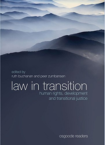 Law in Transition (Osgoode Readers)