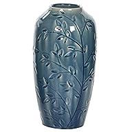 Hosley's Ceramic Vase – 11″ High