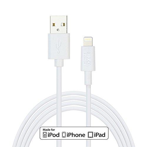 ezopower-cable-blanco-mfi-8-pin-lightning-a-usb-sincronizacion-de-datos-y-carga-de-3-metros-compatib