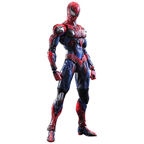 Marvel Comics Variant Play Arts Kai Action Figure Figura Spider Man 26 cm Square Enix