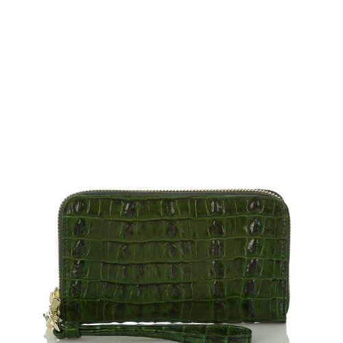 Riley Wallet<br>La Scala Racing Green