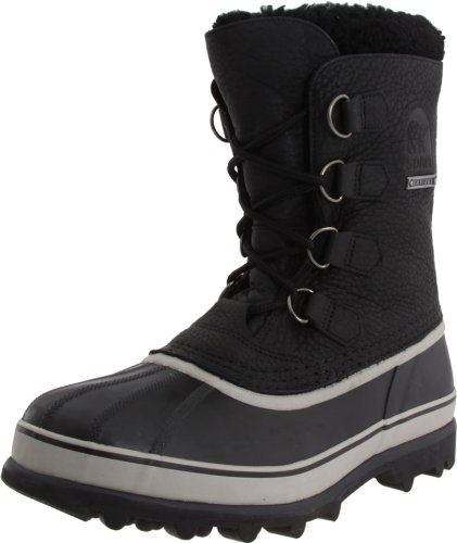 Sorel Men's Caribou Reserve F11 NM1721 Boot,Black,8 M US