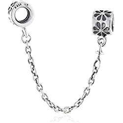 Pandora 79385-04 Sterling Silver Charm Chain