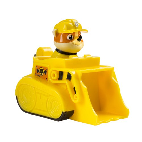 Nickelodeon, Paw Patrol Racers - Rubble - 1