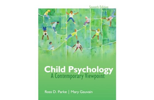 Child Psychology: A Contemporary View Point (Social Development Parke compare prices)