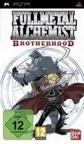 Full Metal Alchemist: Brotherhood [PSP]