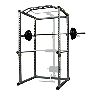 AmStaff DF-1164 Power Squat Rack Training System Cage