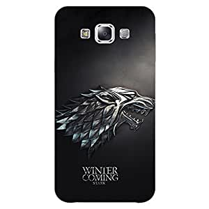 Jugaaduu Game Of Thrones GOT House Stark Back Cover Case For Samsung Galaxy A7