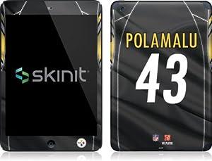 NFL - Pittsburgh Steelers - Troy Polamalu - Pittsburgh Steelers - Apple iPad Mini (1st & 2nd Gen) - Skinit Skin at SteelerMania