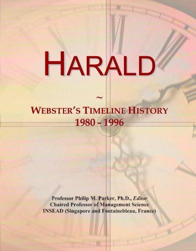 Harald: Webster's Timeline History, 1980 - 1996