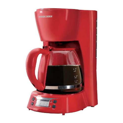 Iced Coffee Maker Kohl S : Gain Black& Decker 12-Cup Programmable Coffee Maker occupation
