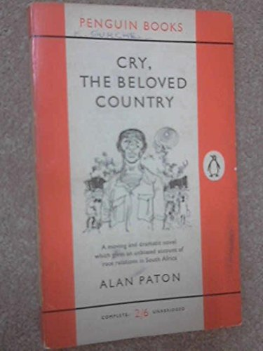 essay about cry the beloved country