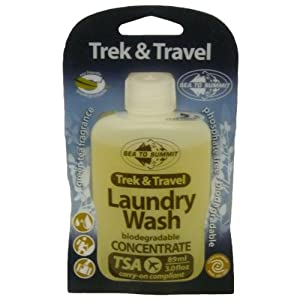 Sea To Summit Trek & Travel Liquid Laundry Wash