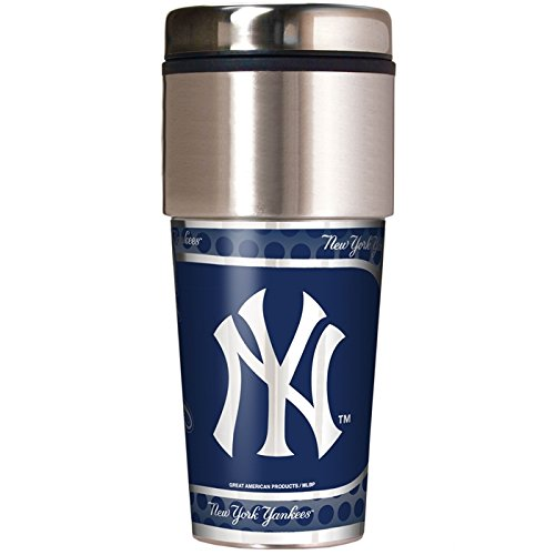 Ny Yankees Travel Mug