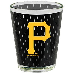 Pittsburgh Pirates Jersey Shot Glass