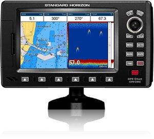 Standard Horizon Cpf390i 7 Internal Gps Chartplotterfishfinder Combo Wbuilt-in C-map Cartography by Standard Horizon