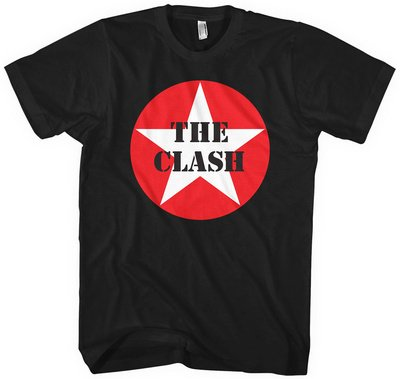 Clash Star Logo T-shirt-medium
