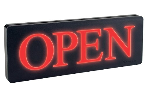 Newon 3656 Led Open Sign With 3-Inch Font (3656)