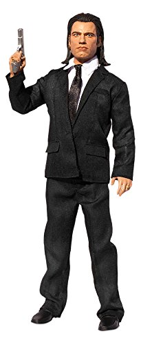 "Pulp Fiction Vincent Vega 13"" Explicit Talking Figure"