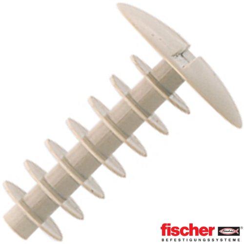 Fischer Abdeckkappe AD 12 x 40 G (60260) Inhalt: 100 Stück