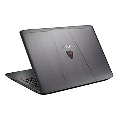 Asus ROG GL552VW-CN426T (Intel i7 6700 HQ / 8 GB DDR 4 /1TB HDD / GTX960M 4GB DDR5 / 15.6-inch Full HD Gaming Laptop / WIN 10)