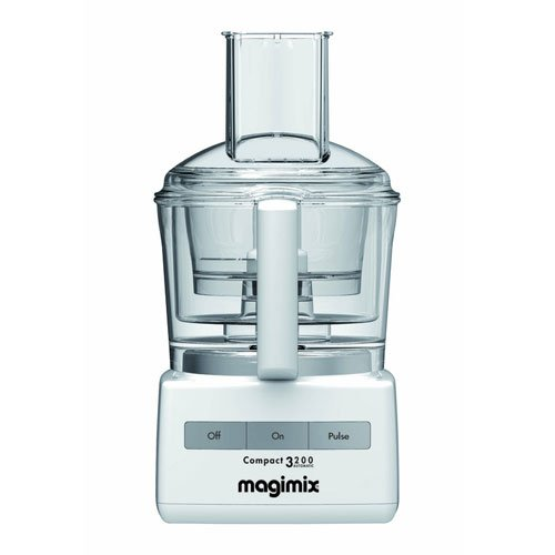 Magimix 18326 3200 Food Processor, White