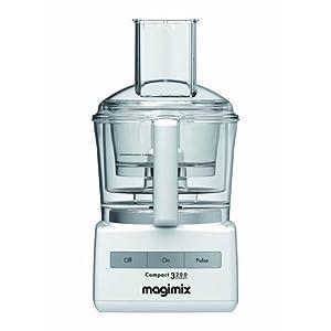Magimix 18326 3200 Food Processor, White