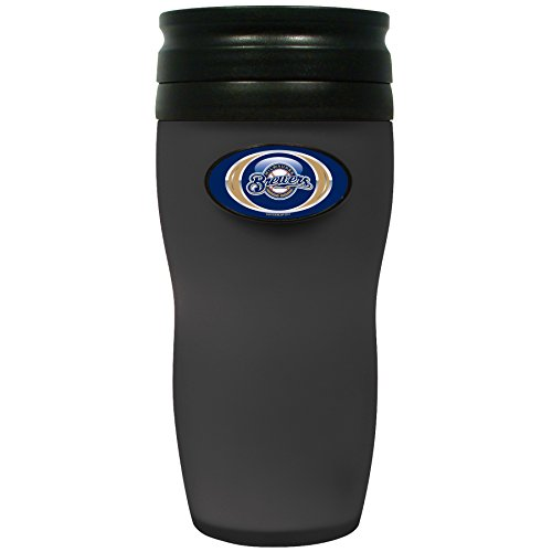 MLB Milwaukee Brewers Soft Touch Tumbler