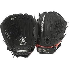 Buy Mizuno Prospect Series GPP1154 Youth Fastpitch Glove by Mizuno