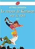 """Afficher """"Karlsson sur le toit n° 2<br /> Le retour de Karlsson sur le toit"""""""
