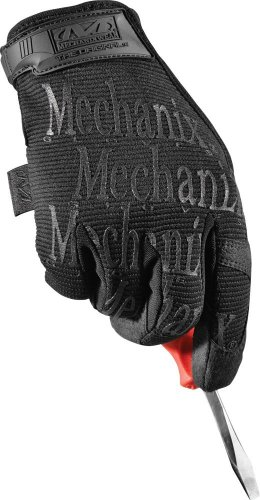 Mechanix Wear MG-55-010 Original Glove, Stealth Large