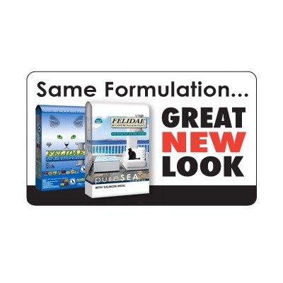 See Felidae Dry Cat Food, Grain Free Salmon Formula, 15 Pound Bag