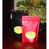 4 Air-Tight Bags, 100ct Each Coca Tea Windsor Organic, Gift Set