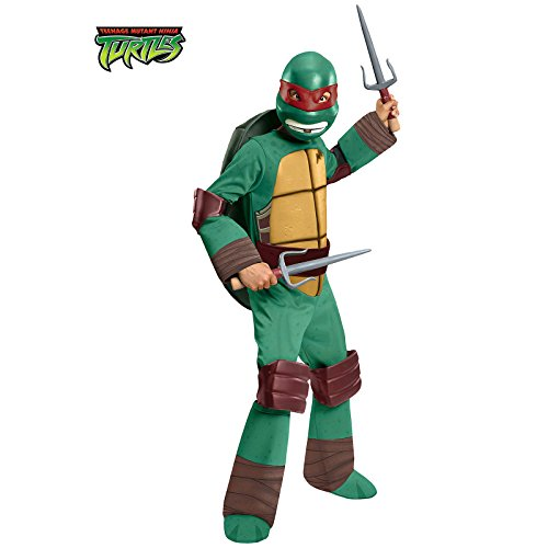 Deluxe Raphael Costume for Kids - Small