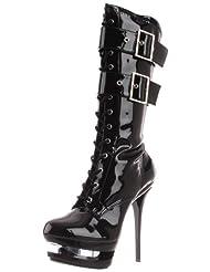 Pleaser Women's Blondie-1024/B/B-PCH Boot