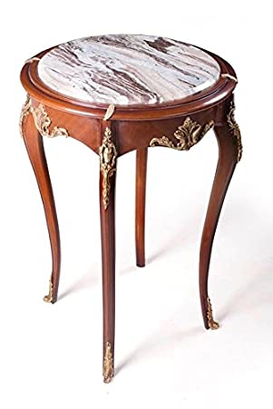 baroque table antique style side table louis pre victorian MoTa0282