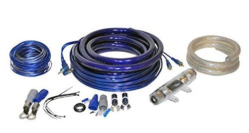 Lanzar AMPKIT0 Set Câbles Amplificateur 5000W