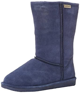 BEARPAW Women's Emma Boot,Indigo,5 M US