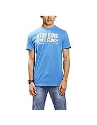 Kite Men's Round Neck Cotton Jersey T-Shirt