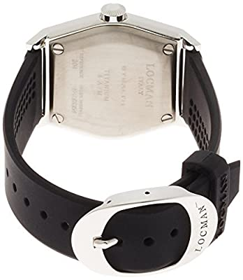 LOCMAN watch stealth Lady Quartz Ladies 0204 020400BKFNK0SIK Ladies