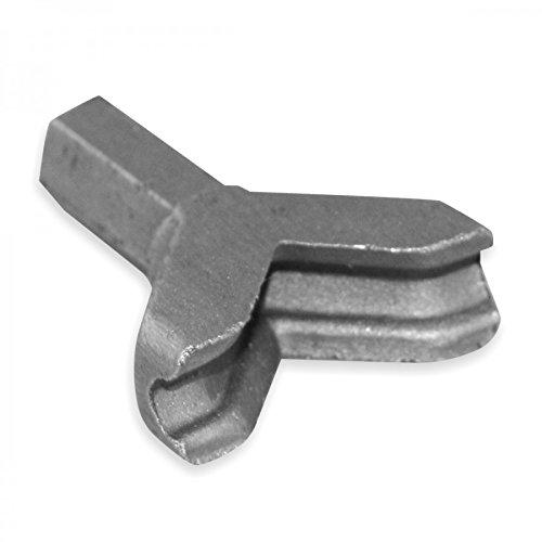 Schraubhaken Bit 25mm einzeln S2 Stahl Eindreh Bit Haken Ösen Bit