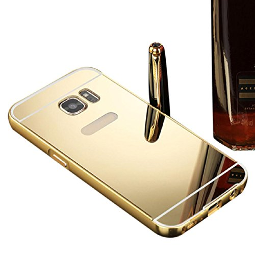 malloom-free-shipping-aluminum-metal-bumper-case-pc-mirror-back-cover-galaxy-s7-edge-gold