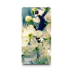 TAZindia Designer Printed Hard Back Case Cover For Xiaomi Redmi Note