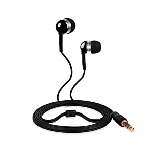 Sound Isolating Dynamic Driver Earphones with improved Bass for Ipods, Ipads , MP3 and MP4 players with 3.5mm Jack