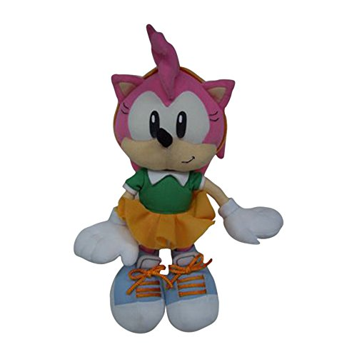 GE Animation Sonic the Hedgehog: Classic Amy Plush (Sonic The Hedgehog Ice Cream compare prices)