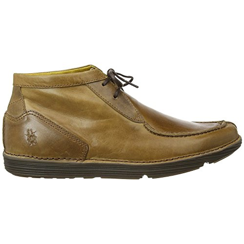 02. Fly London Smit Camel Mens Shoes