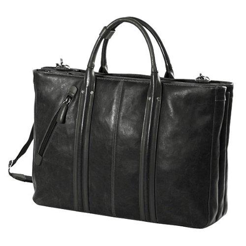 BAGGEX バジェックス ビジネスバッグ トートバッグ VINTAGE 23-5459 ブラック
