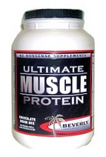 Christmas Beverly International Ultimate Muscle, Chocolate 2 LB 0.8 oz. Deals