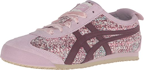 Onitsuka Tiger by Asics Women's Mexico 66? Lilac/Zinfandel Sneaker 8 B (M)
