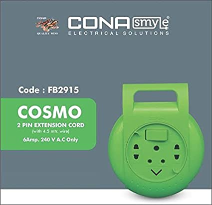 Cona Cosmo 3 Single Adapter Flex Box